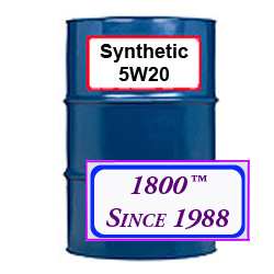 5w 20 synthetic motor oil high quality best prices for Bulk motor oil prices