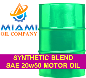 SAE_20w50_Motor_Oil_Synthetic_Blend_55_Gallon_Drum