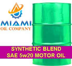 5w20 synthetic blend motor oil best prices bulk for Bulk motor oil prices